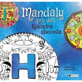 Mandaly pro děti Kouzelná abeceda (8594155758258)