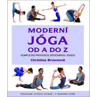 Moderní jóga od A do Z (978-80-7359-534-0)