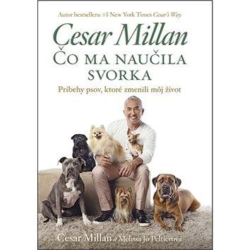 Čo ma naučila svorka: Príbehy psov, ktoré zmenili môj život (978-80-89311-94-1)