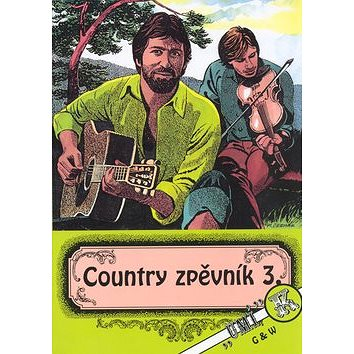 Country zpěvník 3. (9790706509037)