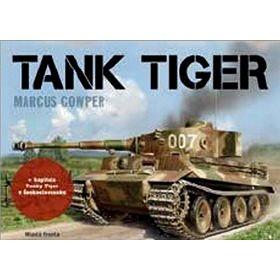 Tank Tiger (978-80-204-4602-2)