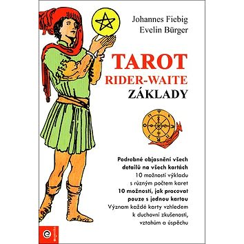 Tarot Rider-Waite – Základy (978-80-8100-511-4)