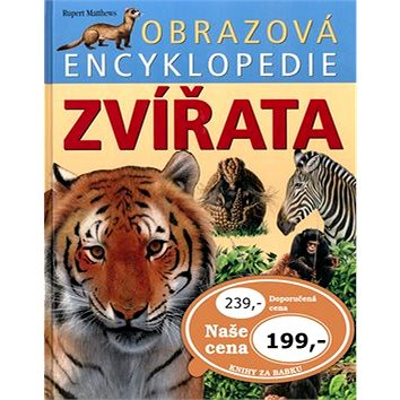 Obrazová encyklopedie Zvířata (978-80-7451-657-3)
