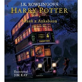 Harry Potter a vězeň z Azkabanu (978-80-00-04815-4)