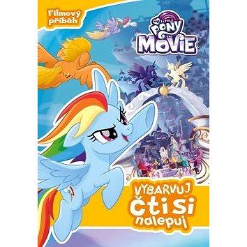 My Little Pony film Vybarvuj, čti si, nalepuj: Filmový příběh (978-80-252-4013-7)