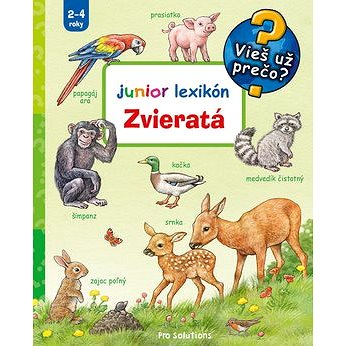 Zvieratá Junior lexikón (978-80-8139-083-8)
