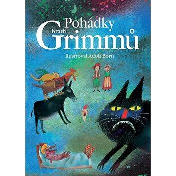 Pohádky bratří Grimmů (978-80-7529-386-2)