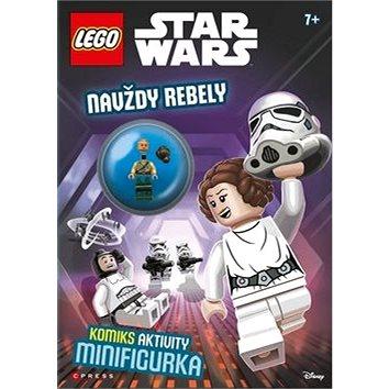 LEGO Star Wars Navždy Rebely: Komiks, aktivity + minifigurka (978-80-264-1585-5)