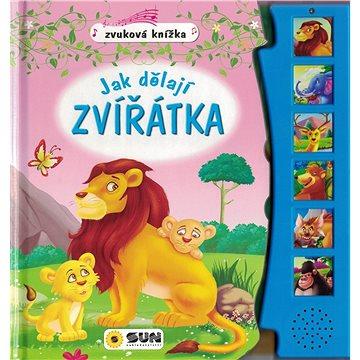 Zvuková knížka Jak dělají zvířátka (978-80-7567-109-7)