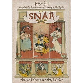 Snář: Storchův největší obrázkový egyptsko-perský a chaldejský (978-80-7546-135-3)