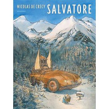 Salvatore (978-80-7558-033-7)