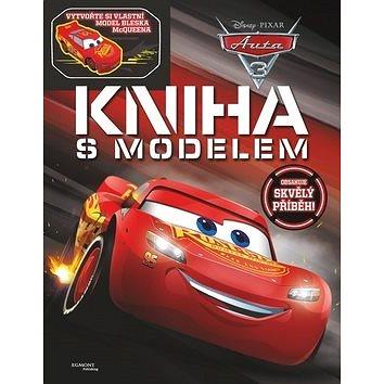 Auta 3 Kniha s modelem: Obsahuje skvělý příběh (978-80-252-3995-7)