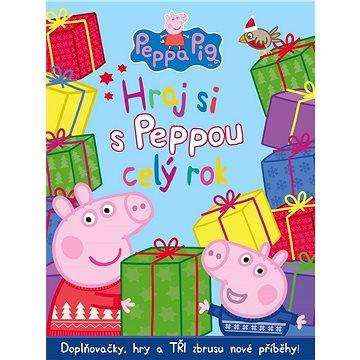 Peppa Pig Hraj si s Peppou celý rok: Doplňovačky, hry a Tři zbrusu nové příběhy! (978-80-252-4141-7)