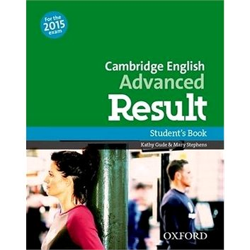 Cambridge English Advanced Result Student´s Book (9780194502856)