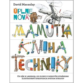Úplne nová Mamutia kniha techniky (978-80-556-3039-7)