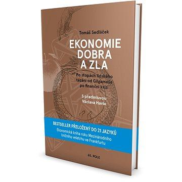 Ekonomie dobra a zla (978-80-87506-94-3)
