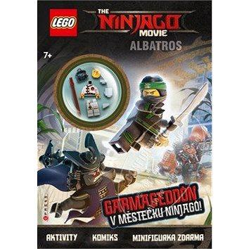 LEGO NINJAGO Garmageddon v městečku Ninjago: obsahuje minifigurku (978-80-264-1573-2)