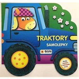 Traktory samolepky (8592257006215)