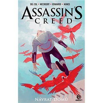Assassins Creed Návrat domů (978-80-7449-489-5)