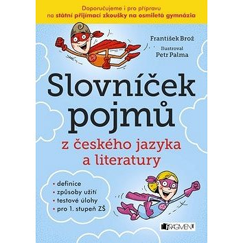 Slovníček pojmů z českého jazyka a literatury (978-80-253-3386-0)