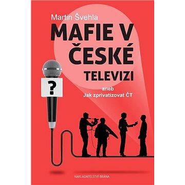 Mafie v České televizi: aneb Jak zprivatizovat ČT (978-80-7243-999-7)