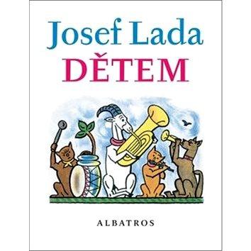Josef Lada Dětem (978-80-00-04910-6)