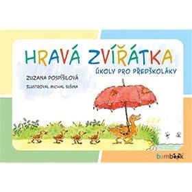 Hravá zvířátka: Úkoly pro předškoláky (978-80-271-0530-4)