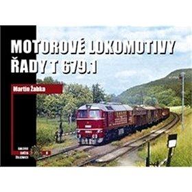Motorové lokomotivy řady T 379.1 (978-80-86116-82-2)