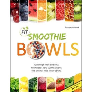 Fit Smoothie Bowls (978-80-7402-313-2)