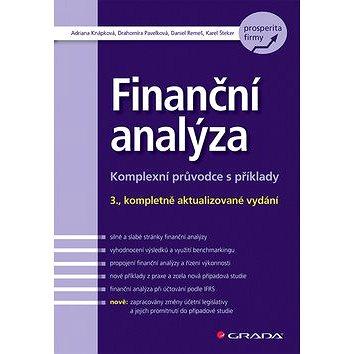 Finanční analýza: Komplexní průvodce s příklady - 3., kompletně aktualizované vydání (978-80-271-0563-2)