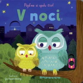 V noci: Pojďme si spolu číst! (978-80-256-2229-2)