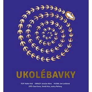 Ukolébavky: Kniha + CD (978-80-7549-533-4)