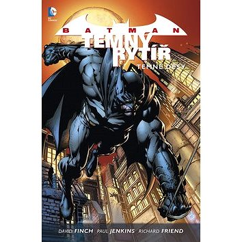 Batman Temný rytíř 1 Temné děsy (978-80-7507-738-7)