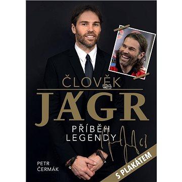 Člověk Jágr: Příběh legendy (978-80-87685-68-6)
