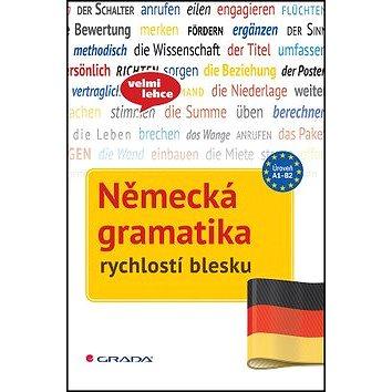 Německá gramatika: rychlostí blesku (978-80-271-0488-8)