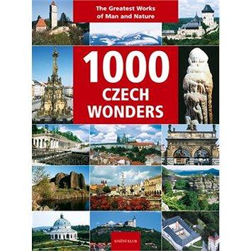 1000 Czech Wonders (978-80-242-5972-7)