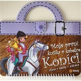 Moje první knížka v kabelce Koníci: čtení, úkoly, zábava (978-80-7371-944-9)