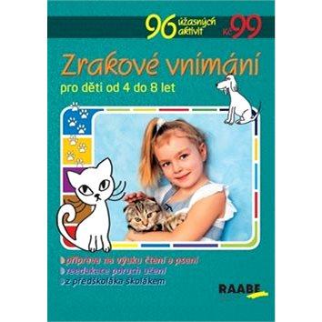 Zrakové vnímání pro děti od 4 do 8 let (978-80-7496-353-7)