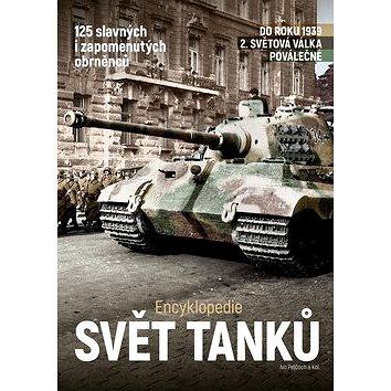 Encyklopedie Svět tanků (978-80-7525-130-5)