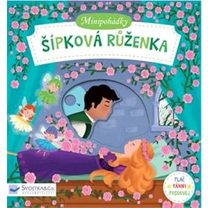 Šípková Růženka: Minipohádky (978-80-256-2239-1)