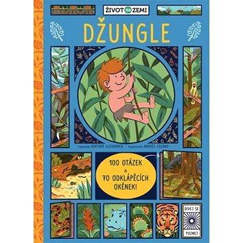 Džungle: 100 otázek a 70 okének (978-80-256-2174-5)