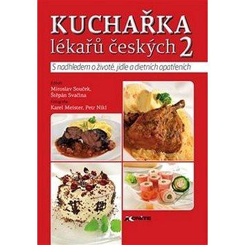 Kuchařka lékařů českých 2 (978-80-88046-13-4)