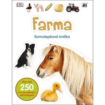 Farma: Samolepková knížka (978-80-7518-042-1)