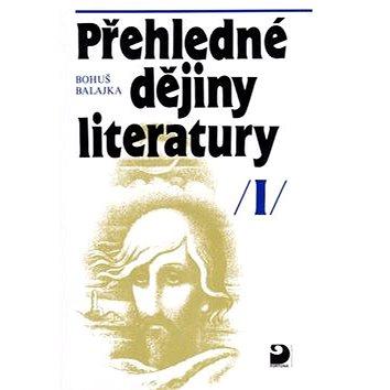 Přehledné dějiny literatury I (80-7168-717-0)