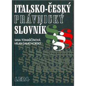 Italsko-český právnický slovník (80-85927-65-9)