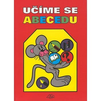 Vydavatelství Delta Macek Učíme se abecedu (80-86091-33-3)