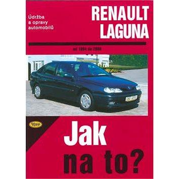 Renault Laguna od 1994 do 2000: Údržba a opravy automobilů č. 66 (80-7232-188-9)