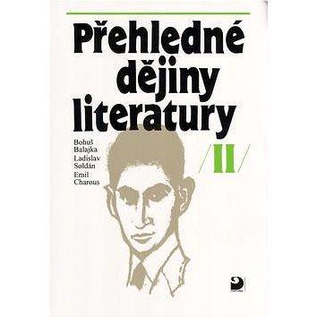 Přehledné dějiny literatury II (80-7168-781-2)