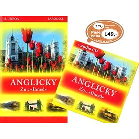 Anglicky Zn: IHNED + CD (80-7240-388-5)