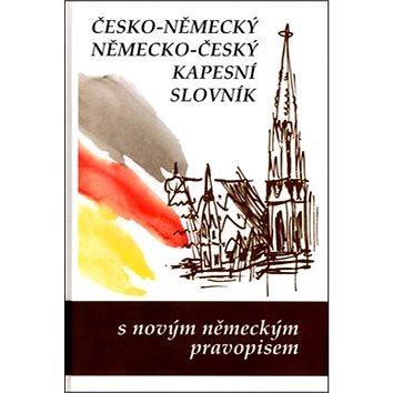Česko-něměcký, německo český kapesní slovník: s novým německým pravopisem (80-7182-173-X)